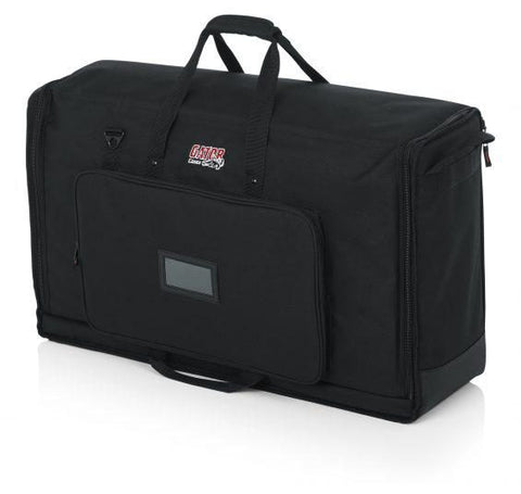 "Gator G-LCD-TOTE-MDX2 Padded Dual Transport Bag for 27"" - 32"" LCD Screens"
