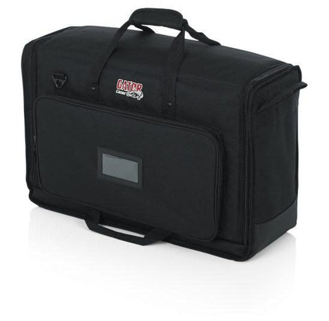 "Gator G-LCD-TOTE-SMX2 Padded Dual Transport Bag for 19"" - 24"" LCD Screens"