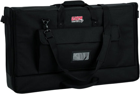 "Gator G-LCD-TOTE-MD Padded Transport Bag for 27"" - 32"" LCD Screens"