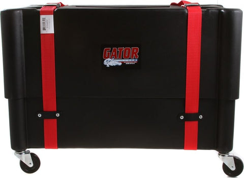 Gator G-ROTO-112 - 1X12 Combo Amp Transporter / Stand; Molded Plastic