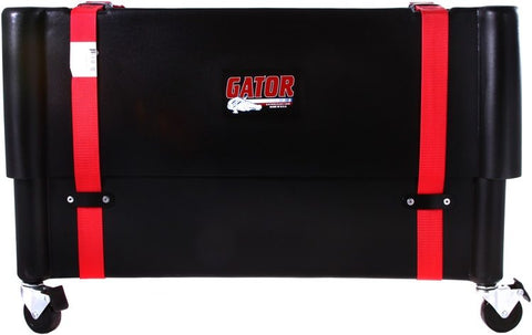 Gator G-ROTO-212 - 2X12 Combo Amp Transporter / Stand; Molded Plastic