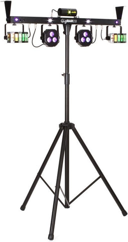 Chauvet DJ GigBAR 2 4-in-1 Lighting System with Stand