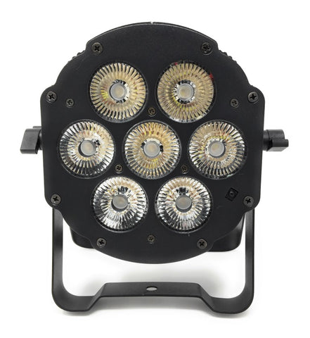 JMAZ Crazy PAR HEX 7 Professional 90W Par Can Uplight - Sonido Live