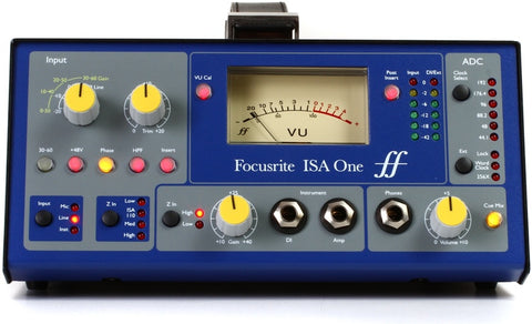 Focusrite ISA One Portable Preamp
