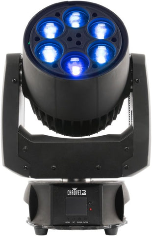 Chauvet DJ Intimidator Trio 6-LED RGBW Moving-Head Wash/Beam
