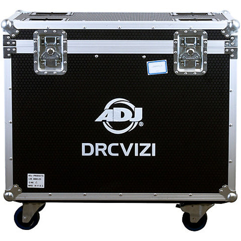 American DJ DRCVIZI Case for Vizi 16RX, BSW300, 300CMY Black