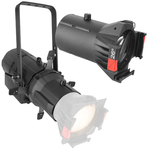 Chauvet Ovation E-260WWIP LED Ellipsoidal w/ 26-degree HD Lens