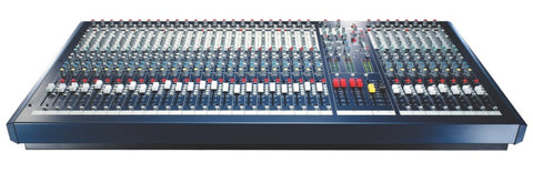 Soundcraft LX7ii 32-channel Mixer - Sonido Live