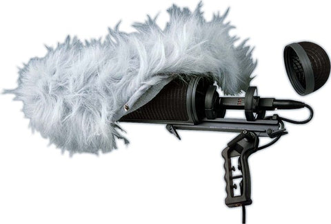 Sennheiser MZH60-1 Long Hair Wind Muff for Use with MZH60-1 Blimp Windscreen