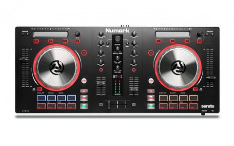 Numark Mixtrack Pro III All-in-One DJ Controller Solution for Serato DJ - Sonido Live