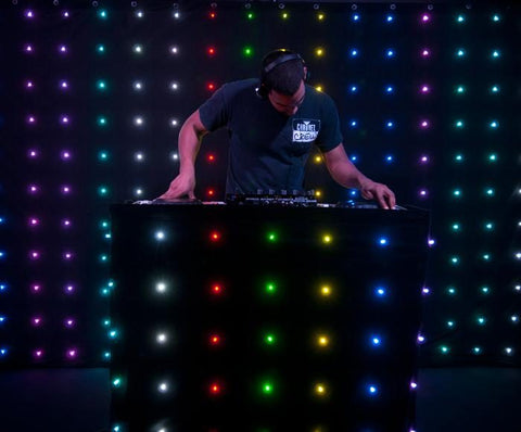 Chauvet DJ MotionSet LED Drape and Facade Set