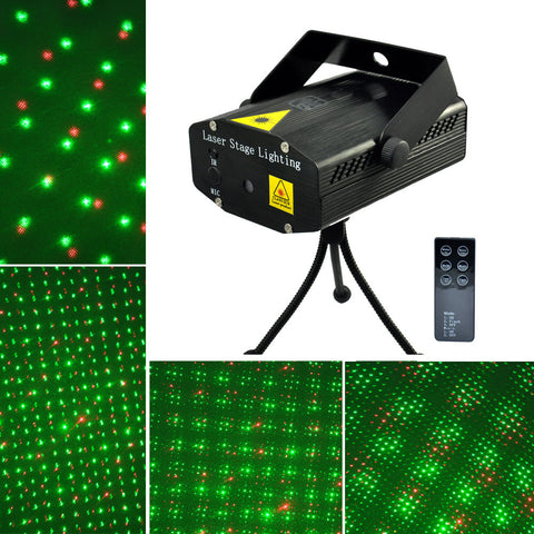 Mini Stage Laser Light - Sonido Live