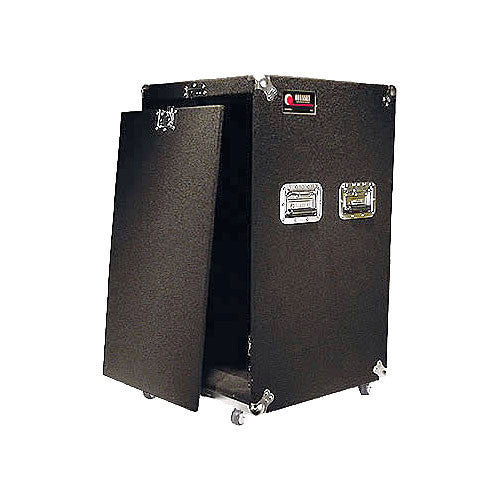 Odyssey CRP18W Carpeted Rack Case with wheels - Sonido Live