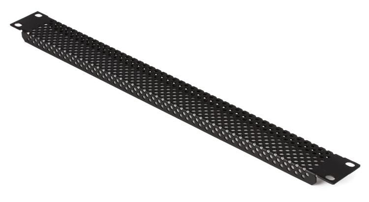 Gator GRW-PNLPRF1 - 1U Perforated Flanged Panel