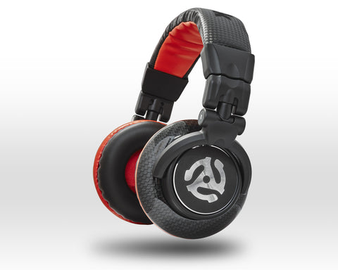 Numark Red Wave Carbon Professional-Level DJ Headphones - Sonido Live