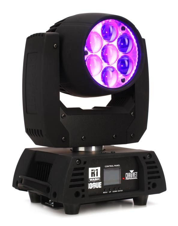 Chauvet Pro Rogue R1 Wash RGBW LED Moving Head