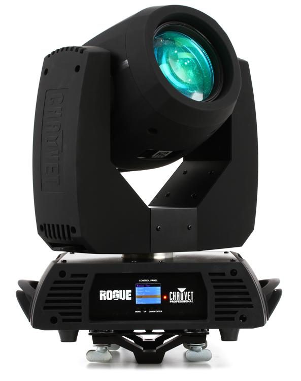 Chauvet Pro Rogue R2 Beam 230W Moving Head Beam w/ Gobos