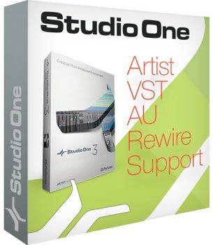 PreSonus VST and Rewire Add-on for Studio One Artist (download)