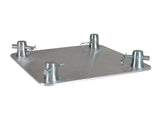 Global Truss SQ-4137  - BASE PLATE FOR F34 SQUARE TRUSS - Sonido Live