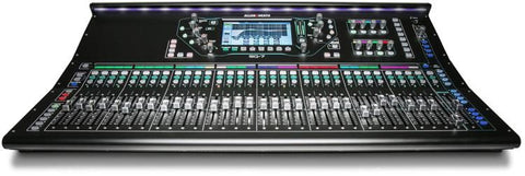 Allen & Heath SQ7 33 Fader 32 Preamp Digital Mixer