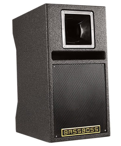 BASSBOSS DV8 Dual 1500-Watt 8-Inch Powered Speaker - Sonido Live