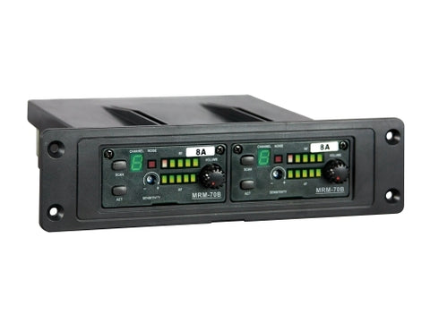 MIPRO MRM-72B Dual-Channel Diversity Receiver Module