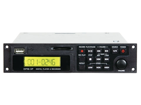 MIPRO DPM-3 USB/SD Player & Recorder Module