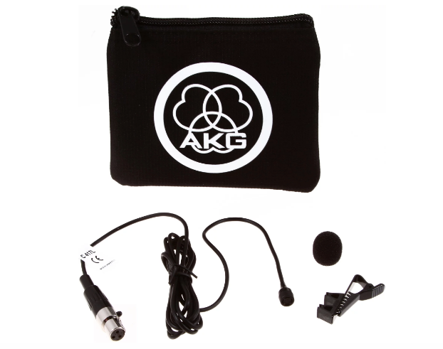 AKG C 417 L Omnidirectional Lavalier Microphone
