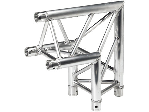 Global Truss TR-4088-O  - 1.64ft. (0.5m) 2 WAY 90 DEGREE CORNER - Sonido Live