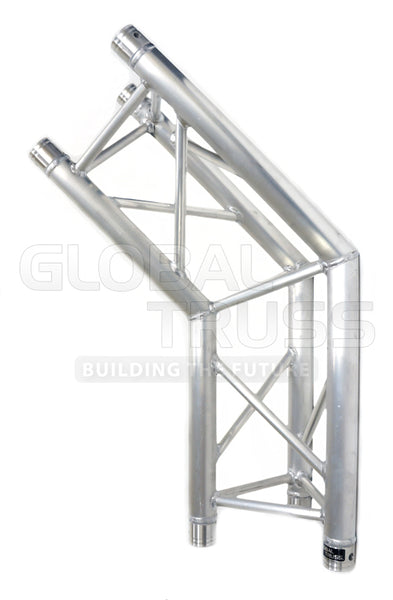 Global Truss TR-4090-I  - 1.64ft. (0.5m) 2 WAY 135 DEGREE CORNER - Sonido Live