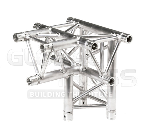 Global Truss TR-4097-D  - 1.64ft. (0.5m) 4 WAY T-JUNCTION - Sonido Live