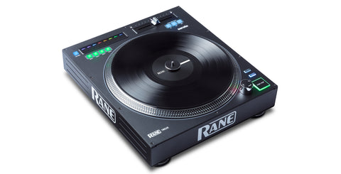 Rane TWELVE motorized DJ turntable control system - Sonido Live