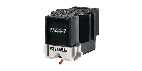Shure M44-7 Standard DJ Turntable Cartridge - Sonido Live