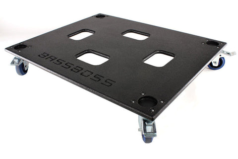 BASSBOSS Cart with Wheels for SSP118 - Sonido Live