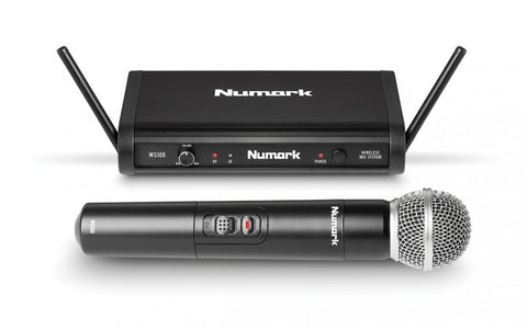 Numark WS100 Digital Wireless Microphone System - Sonido Live