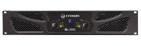 Crown XLi3500 2700-Watt Power Amplifier - Sonido Live