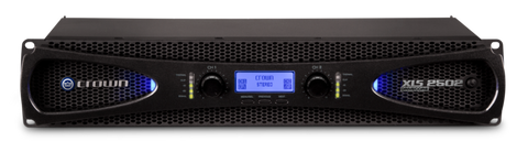 Crown XLS2502 XLS DriveCore 2 PA Power Amplifier - Sonido Live
