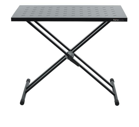"Gator Frameworks GFW-UTL-XSTDTBLTOPSET Utility Table Top with Double ""X"" Style Stand"