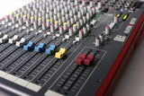 Allen & Heath ZED-12FX 12-Channel Analog Mixer with USB and Effects - Sonido Live