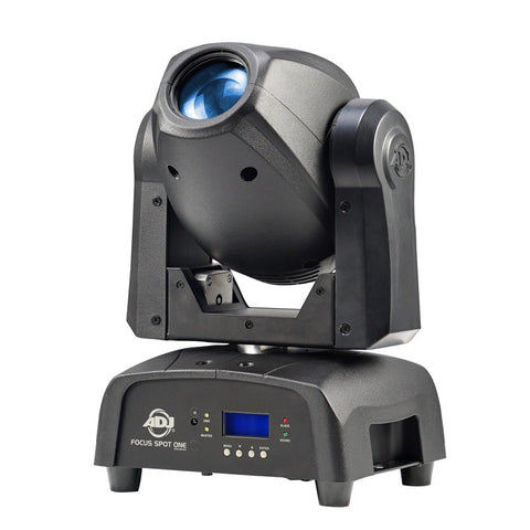 American DJ Focus Spot One High-Powered 35-Watt Moving Head
