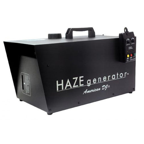 American DJ Haze Generator Professional High-Grade Haze Machine