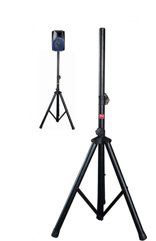Universal PA Speaker Adjustable Tripod Pole Mount Speaker Stand - Sonido Live