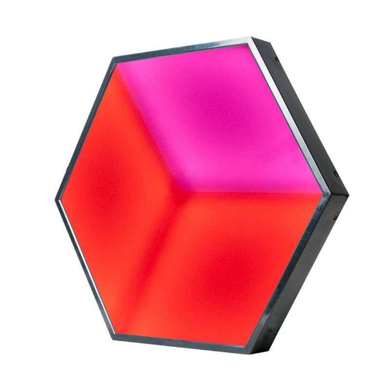 American DJ 3D Vision Hexagonal Shaped LED Panel