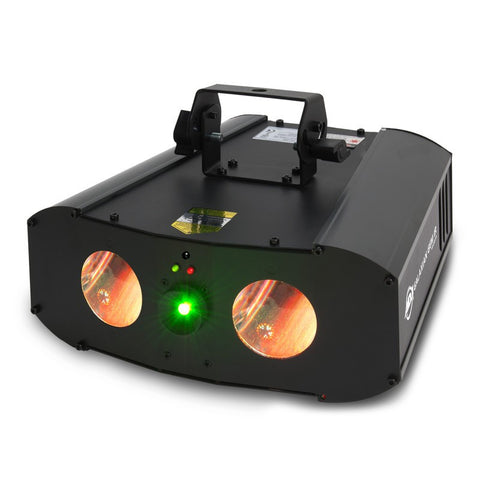 American DJ Galaxian Gem IR 2-FX-IN-1 Dual RGBW Laser Light Effect