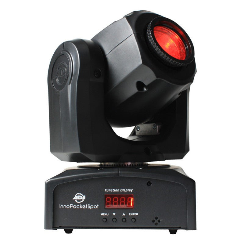 American DJ Inno Pocket Spot 12W Moving Head - Sonido Live