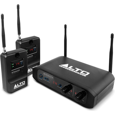 Alto Stealth Wireless System for Powered Speakers