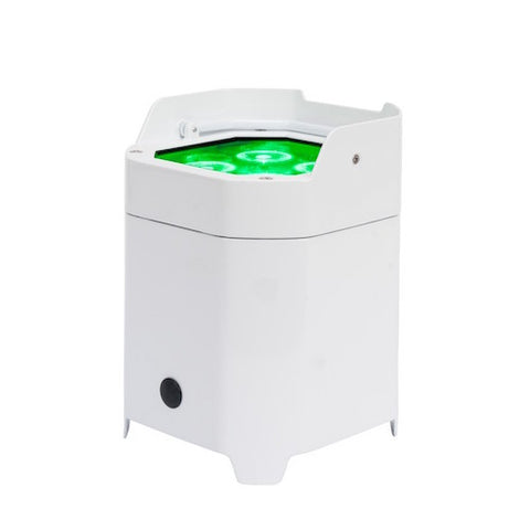American DJ Element HEXIP Pearl IP54 Battery-Powered RGBAW+UV LED Par