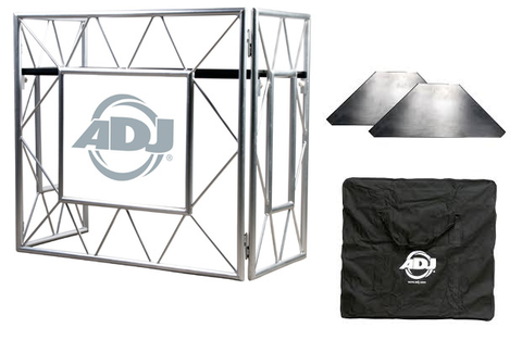 American DJ Pro Event Table Package with Corners & Bag