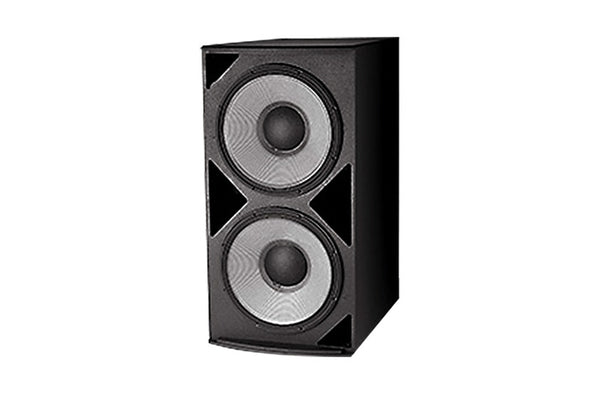 "JBL ASB6128 High Power Subwoofer 2 x 18"" 2242H SVG Driver"