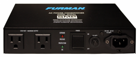 Furman AC-215A 10-amp Compact Power Conditioner - Sonido Live